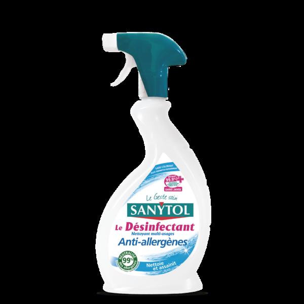 Désinfectant Multi-Usages Anti-Allergènes